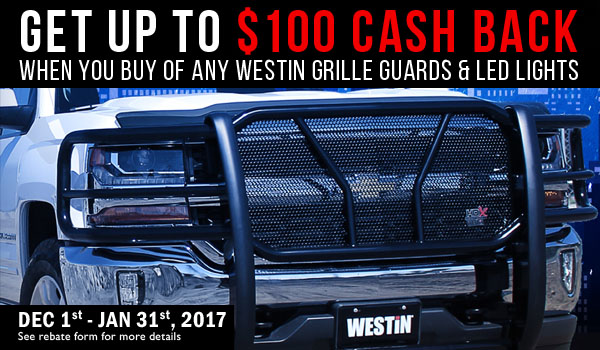 Westin Grille Guards