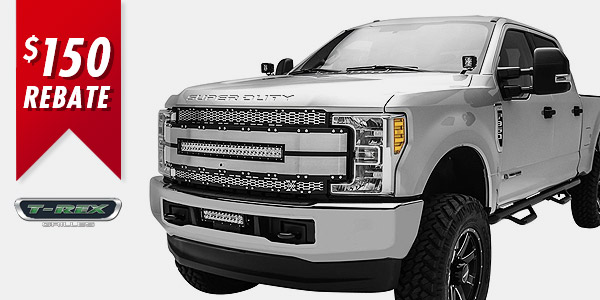Trex Torch Grilles