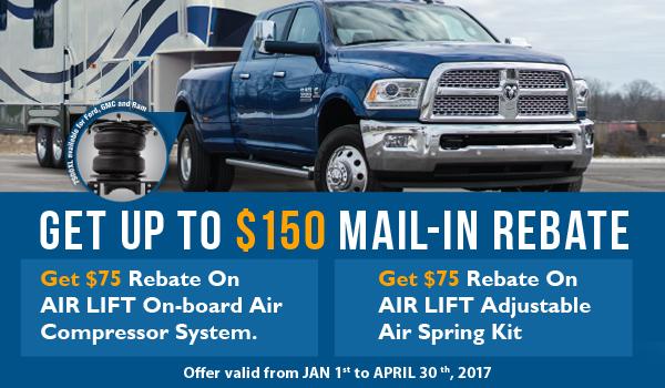 Air lift kits